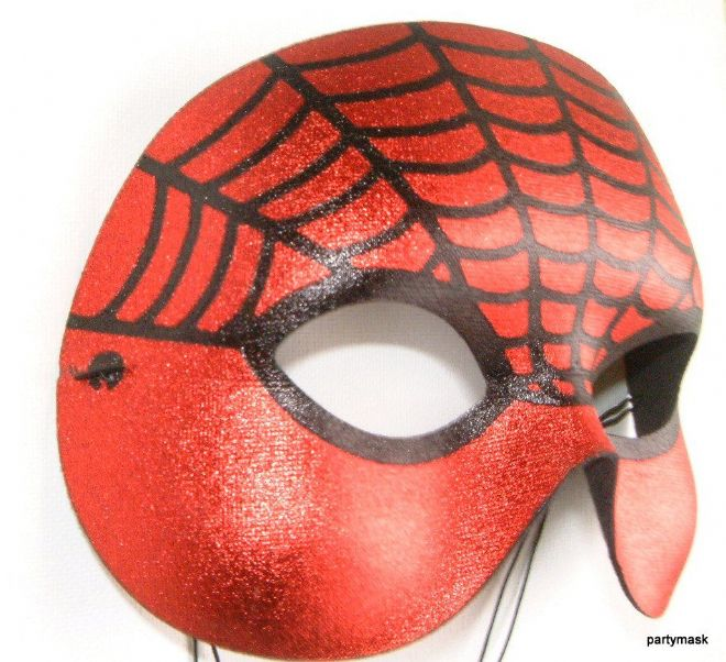Super hero Spider Mask